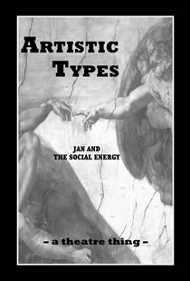 Artistic Types (book & CD)